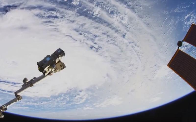 DJI Mavic 2 Enterprise, Zoom Q2n-4K, RED 8K Video from Space