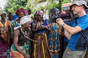 ARRI Amira in Africa with DoP Steve Gray