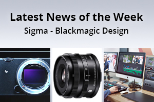 news of the week i56-e137- Sigma - Blackmagic Design