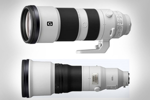 Sony announces additions to their G Lens series