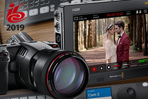 Blackmagic Design-at-IBC-2019