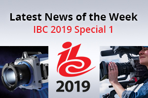 news of the week i65-e146- IBC 2019 Special part 1