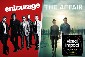 Entourage and The Affair - Steven Fierberg ASC