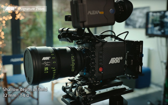 ARRI 16-32mm Signature Zoom