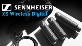 (Live webinar) Explore the new Sennheiser XS Wireless Microphone System