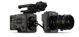 Sony VENICE Extension System plus Zeiss Supremes