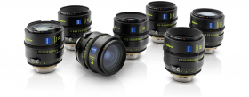 New Zeiss Supreme Prime Radiance lenses open day