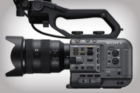 (Streaming Event) New Sony FX6 review with Alister Chapman