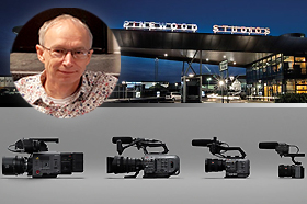 Sony Cinema Line in Action with Alister Chapman