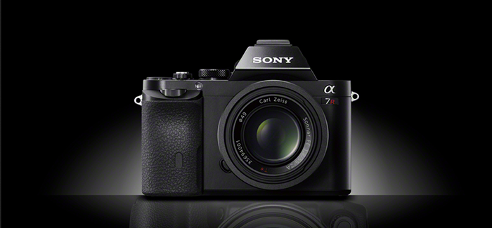 Sony A7R II Super 35 4K Camera Full Frame 4K