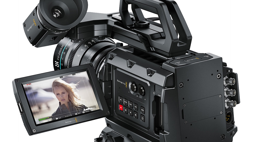 Blackmagic Camera Setup 3.3
