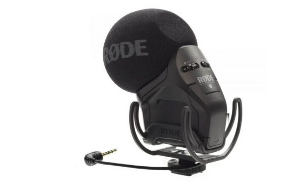 Rode Stereo Video Mic Pro Rycote Lyre