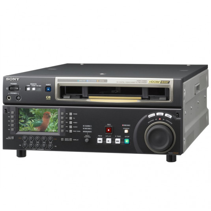 SONY HDW-1800 HDCAM Digital Videotape Record