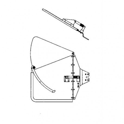 ARRI K0.59990.0 MB-18 Light Shield Set