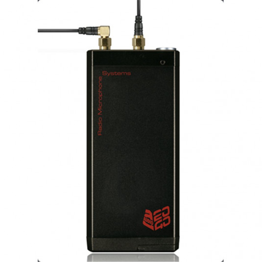 AUDIO LIMITED 900-420 DX2040-Portable UHF Receiver