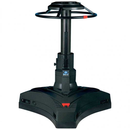 VINTEN 3825-3 Pedestal Quartz One - Black