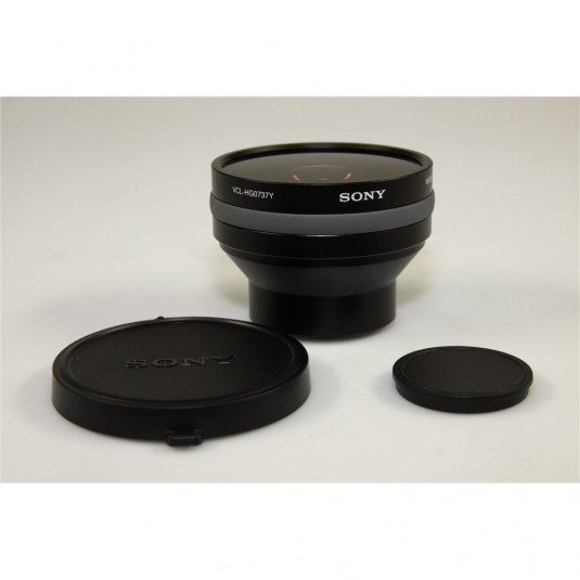 SONY VCLHG0737Y.AE Wide angled lens