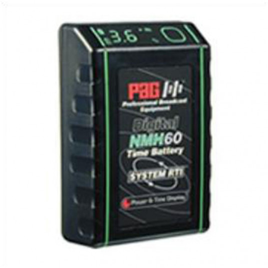 PAG 9374 PAG NMH60 Time Battery for Professional Camcorders