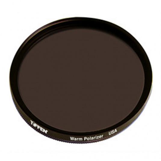 TIFFEN 105CWPOL 105C WARM POLARIZER FILTER