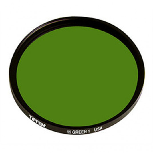 TIFFEN 13811G1 138MM 11 GREEN 1 FILTER