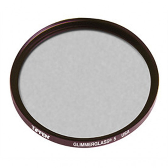 TIFFEN 138GG5 138MM GLIMMER GLASS 5 FILTER