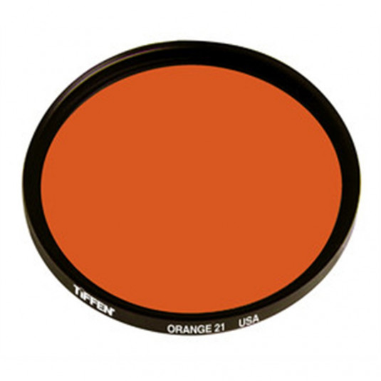 TIFFEN 138OR21 138MM ORANGE 21 FILTER