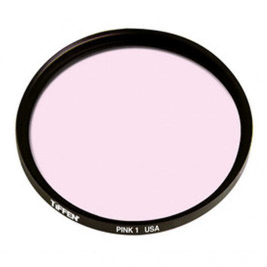 TIFFEN 138P1 138MM PINK 1 FILTER