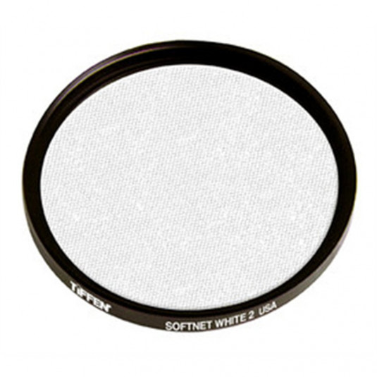 TIFFEN 138SNW2 138MM SOFTNET WHITE 2 FILTER