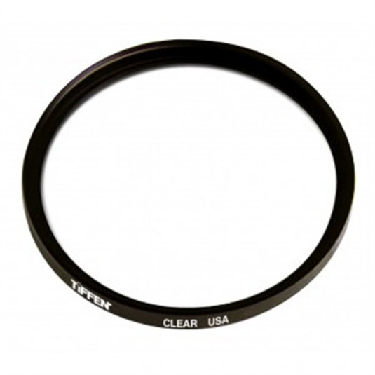 TIFFEN 125CCLRUN 125C CLR UNCOATED FILTER