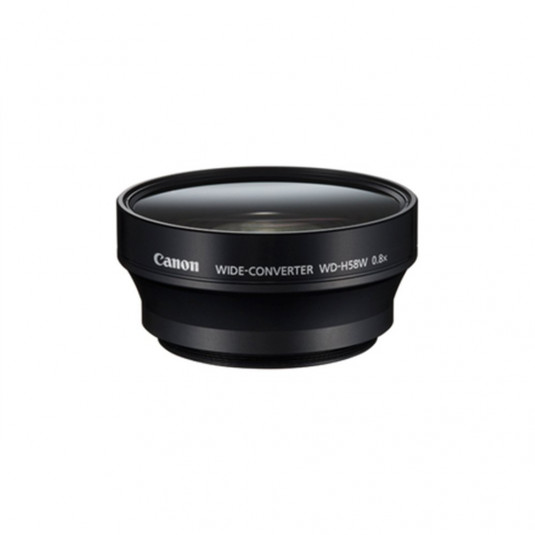 CANON CONSUMER WD-H58W Wide Converter Lens For HF-G10