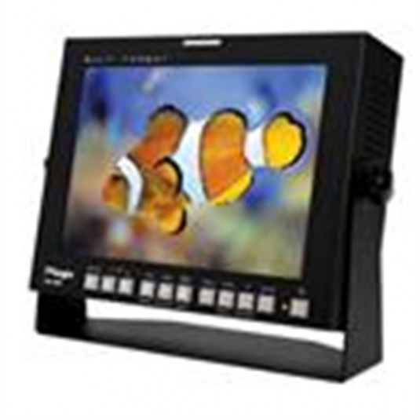 "TV LOGIC LVM-084 8.4"" Multi-Format LCD Monitor,"