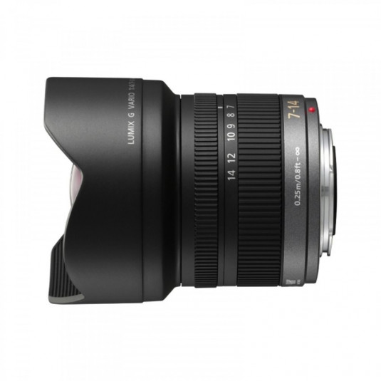 PANASONIC H-F007014E Lumix G Vario 7-14mm f4 Asperical L