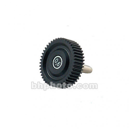 CHROSZIEL 201-10 Chrosziel Fujinon ENG Lens Drive Gear for 203-01 Follow Focus System, Mod 0.6 (ø32.5mm), 52 Teeth