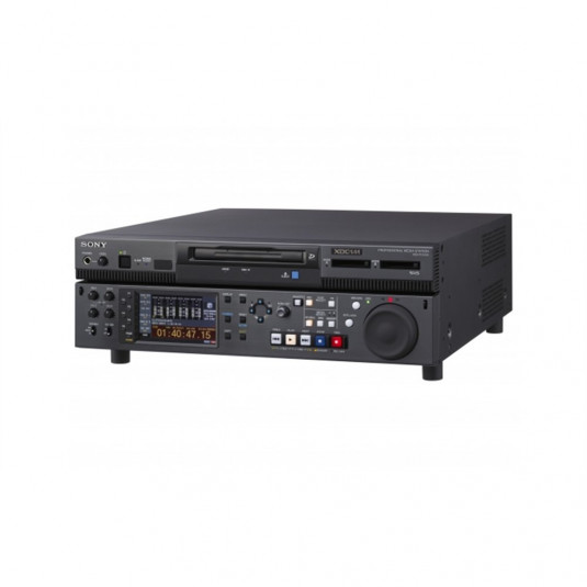 SONY XDS-PD1000 XDCAM Station, 1TB HDD, SxS &