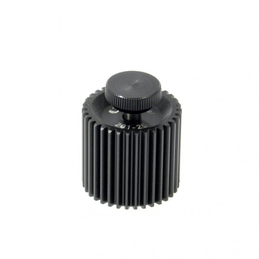 CHROSZIEL 201-25 Chrosziel Focus Gear Extra Wide 0.8 Gear Pitch X 28.8mm Diameter (Black)