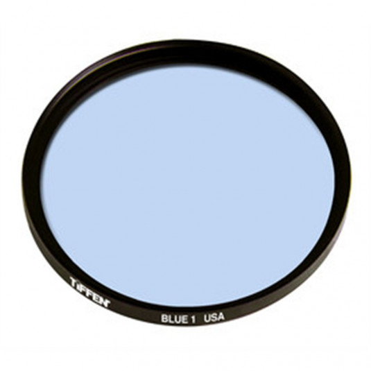 TIFFEN 412BL1 4 1/2 BLUE 1 FILTER
