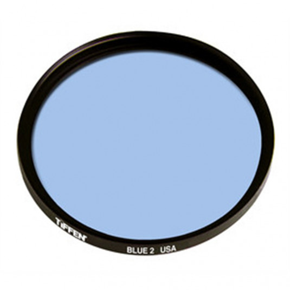 TIFFEN 412BL2 4 1/2 BLUE 2 FILTER