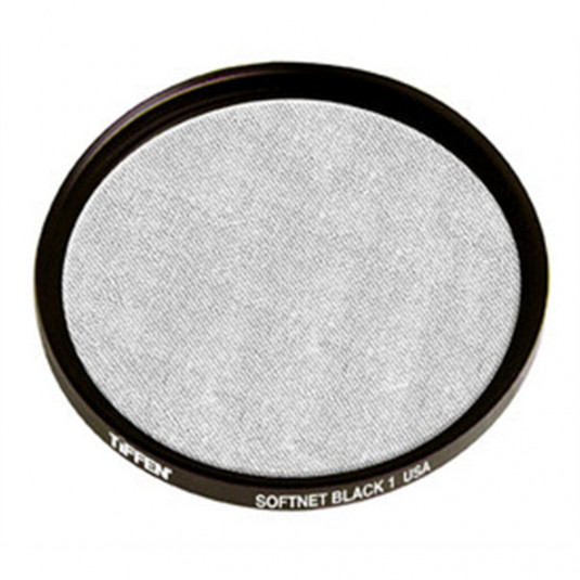TIFFEN 412SNB1 4 1/2 SOFTNET BLACK 1 FILTER