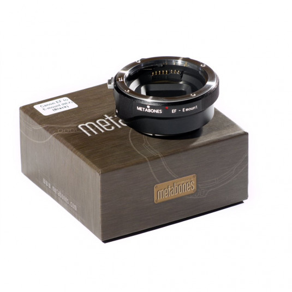METABONES EF-E-BM1 Canon EF to Sony NEX Smart Adapter