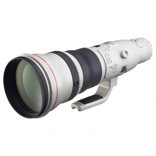 CANON CONSUMER LENS EF 800MM 4.0L IS USM II EF800mm f/5.6 L IS USM include