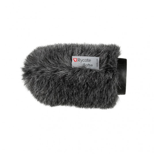 RYCOTE 033032 Rycote 12cm Classic-Softie (19/22) Windshield for Compact Shotgun On-Camera Microphones