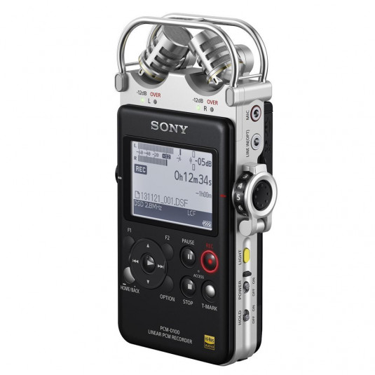 SONY PCM-D100 PCM-D100 Portable High Resolution Audio Recorder