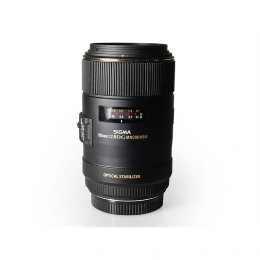 SIGMA 105MM F/2.8 EX DG OS HSM MACRO Macro Lens with Optical Stabilizer