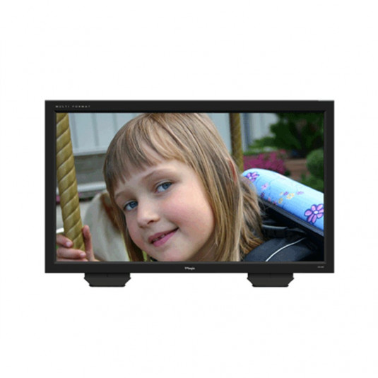 "TV LOGIC LHM-420A 42"" 1920 X 1080 Monitor w/HDMI"