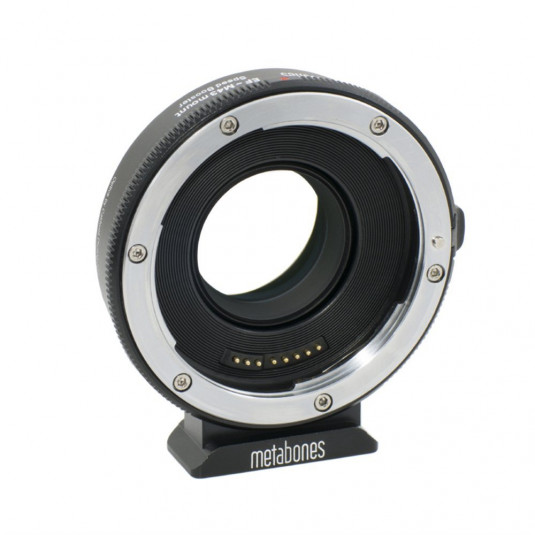 METABONES MB_SPNFG-E-BM2 Metabones Nikon G to Emount Speed Booster ULTRA (Black Matt)
