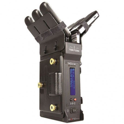 TERADEK TER-BONDPROAB Teradek Bond PRO Integrated Camera-Back H.264 Cellular Bonding Solution - Anton Bauer