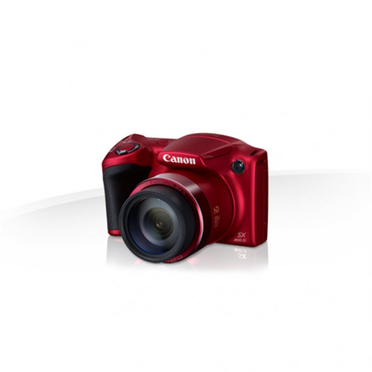 POWERSHOT SX400 IS RED