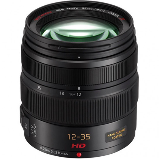 PANASONIC PAN-HS12035E Panasonic Lumix G-X 12-35mm f/2.8 Zoom Lens MFT mount