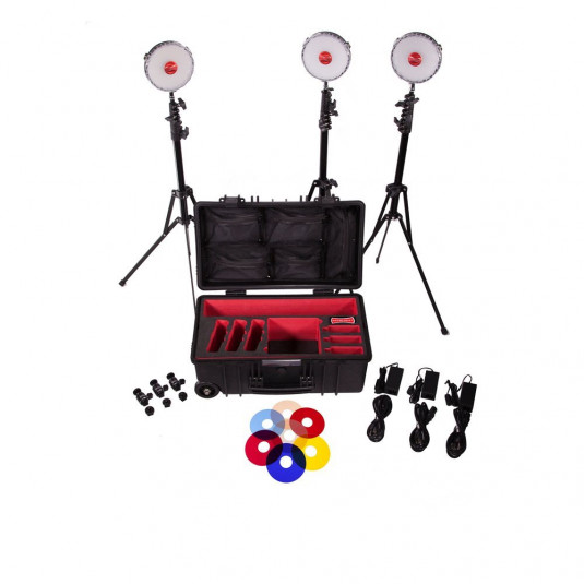 ROTOLIGHT RL-NEO-KIT Rotolight Neo 3 LED Light Interview Kit