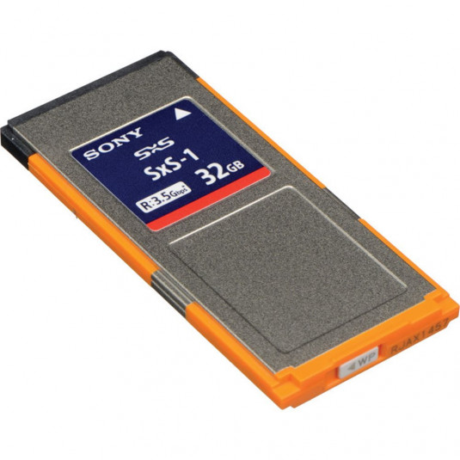 SONY SBS32G1B Sony 32GB SxS-1 G1B Card 3.5Gbps (440MB/s)